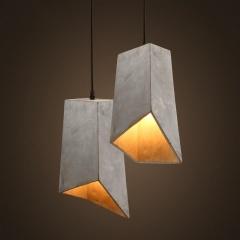 Concrete Odense Archi Pendant Light
