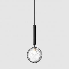 Nostra Minimalist Glass Pendant Light