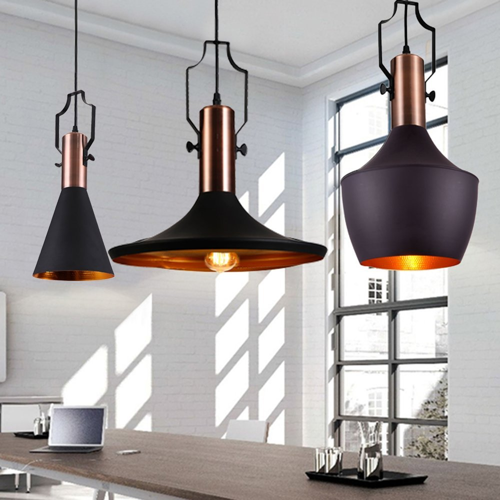 Industrial Vintage Retro Ceiling Pendant Light