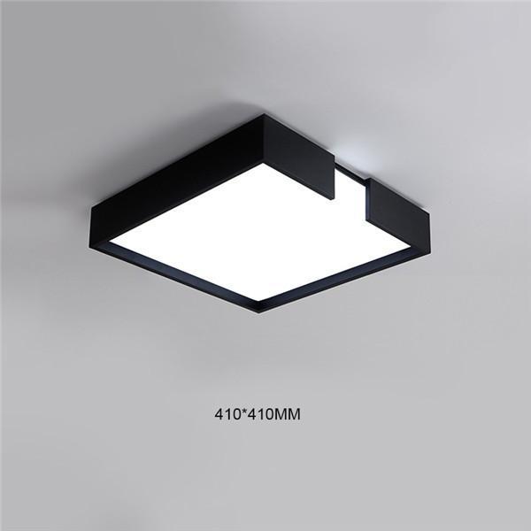 Modern LED Acrylic Flush Mount Lamp