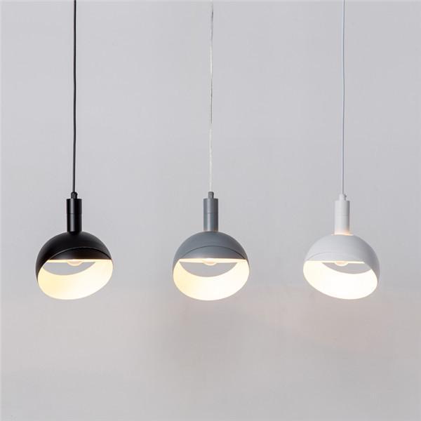 Modern Metal Pendant Lamp