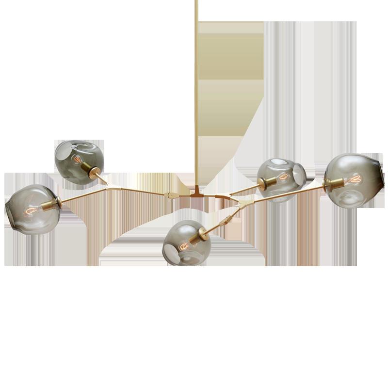 Carmen Bubble Branching chandelier
