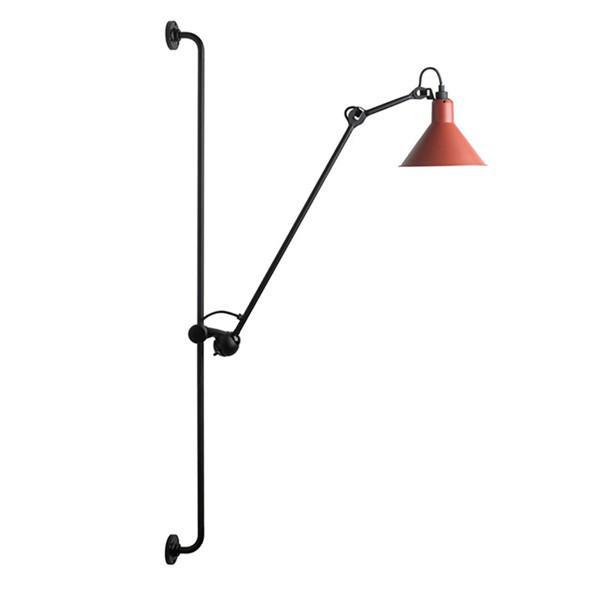 Vintage Metal Swing Arm Wall Light