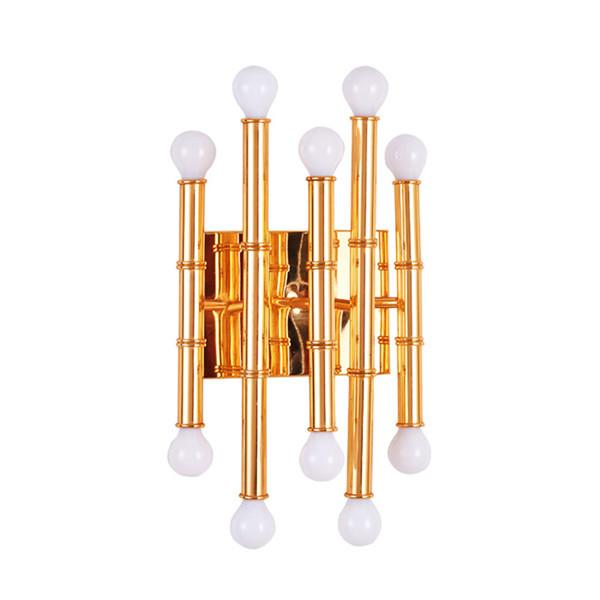 Meurice 5-Arm Wall Sconce By Jonathan Adler For Robert Abbey