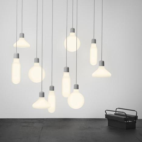 Form Us With Love Replica Minimalist Form Pendant Light