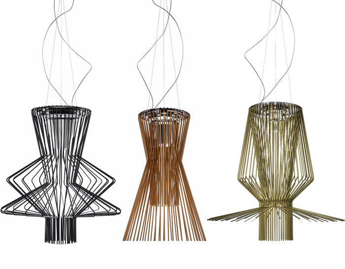 Modern Foscarini Allegro Style Suspension Replica Ritmico Vivace Assai Lamps