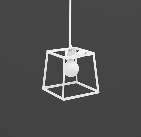 Cube Box Frame Pendant Light / Chandelier