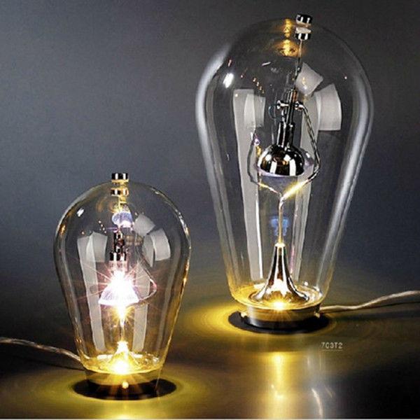 9.8 inches Modern Studio Italia Design Blow Table lamp Desk Light Beside Lighting