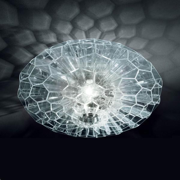Alt Lucialternative Joy S Pendant Light Honeycomb Acrylic Ceiling Fixture Light