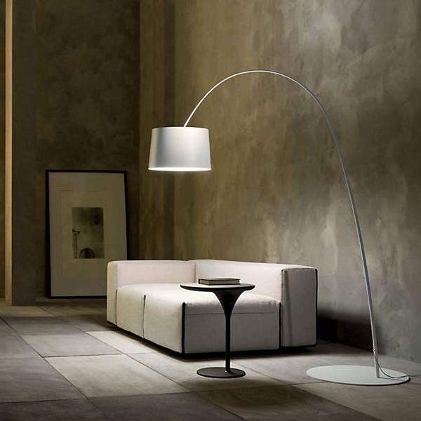 Twiggy Arc Floor Lamp for Foscarini