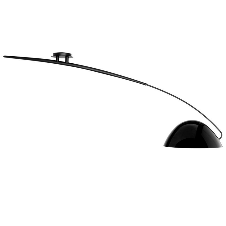 New Pluma Swing Arm Pendant Light from Estiluz Lighting