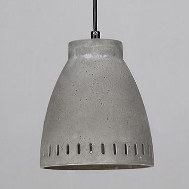 Concrete Caravaggio Pendant Light
