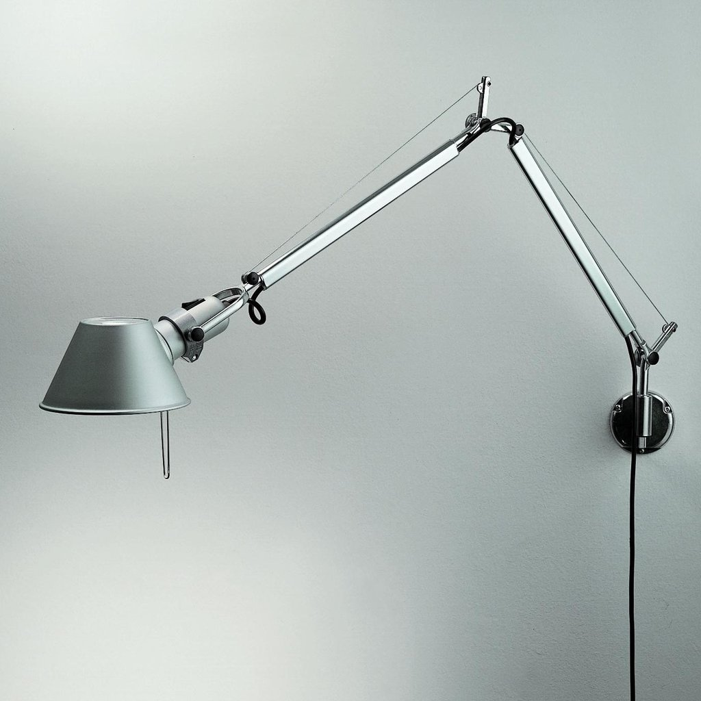 Tolomeo Long Arm Wall Light