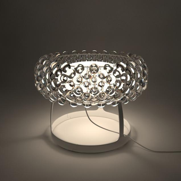 The Caboche Table Lamp Clear