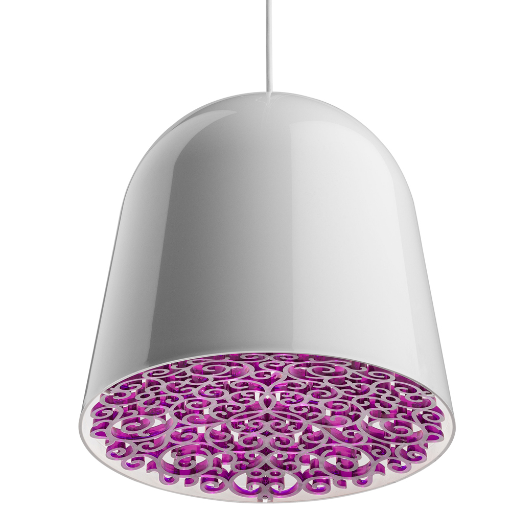 The Aluminum Can Can Pendant Light