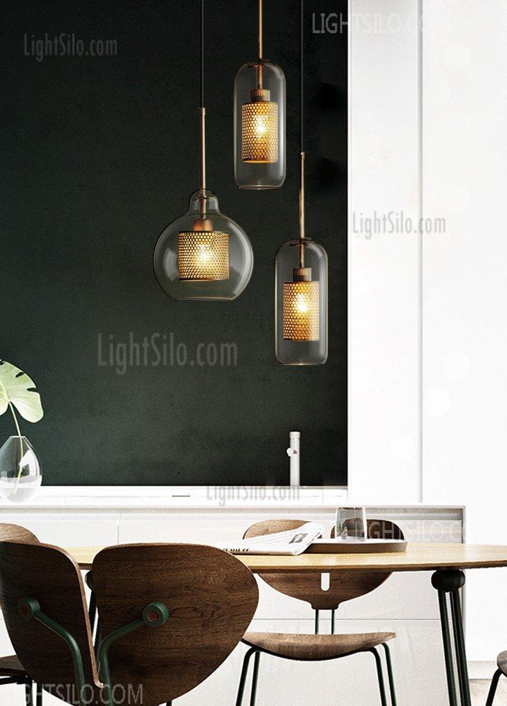 Chiswick Gl Pendant Light