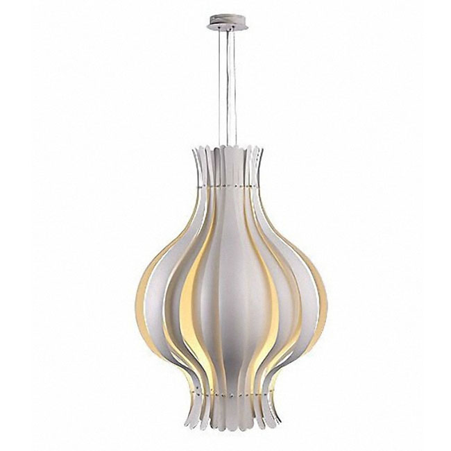 Verner Panton Onion Pendant Lighting