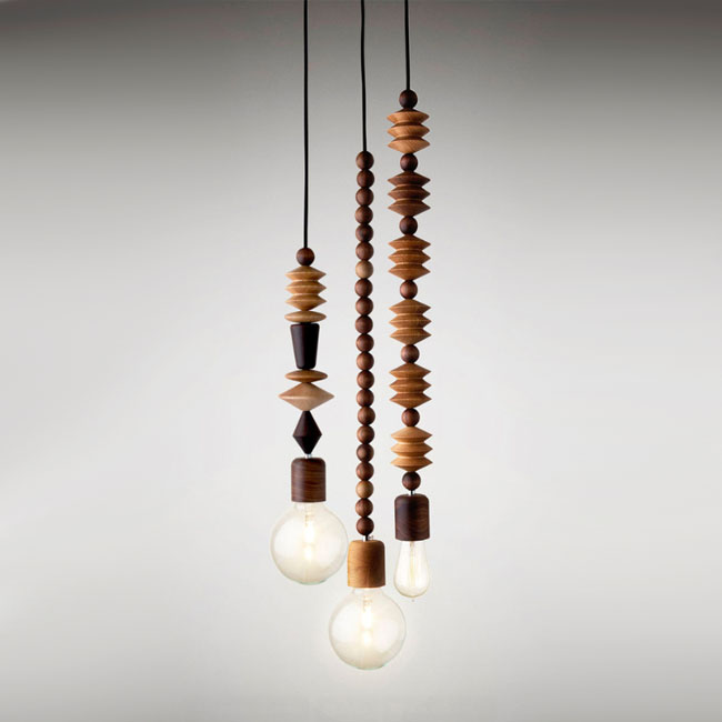 Bright Beads Cluster Pendant Lighting