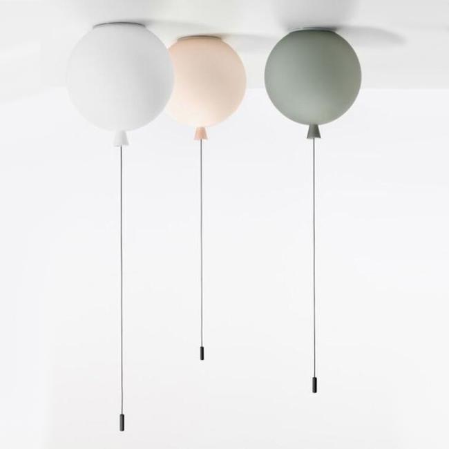 Balloon Glass Pendant Lighting