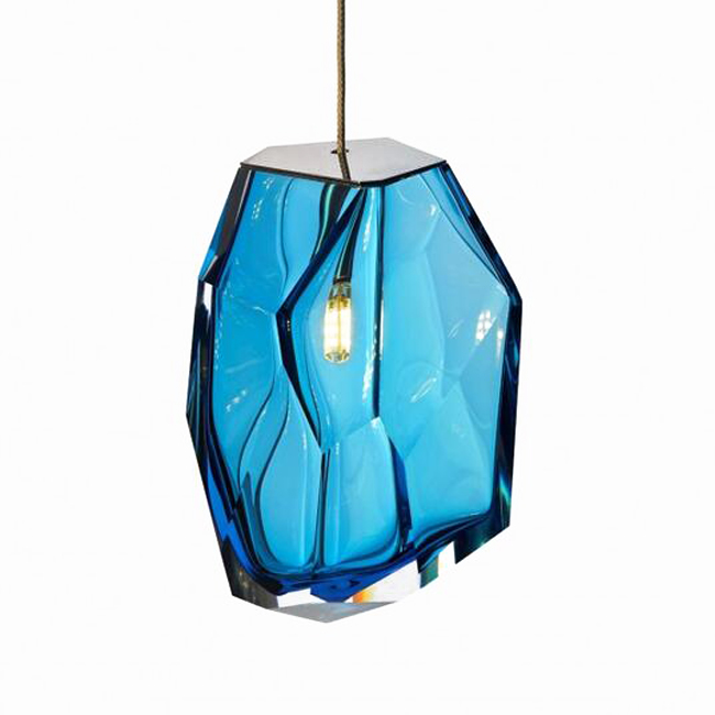 Lasvit Crystal Rock Pendant Lighting