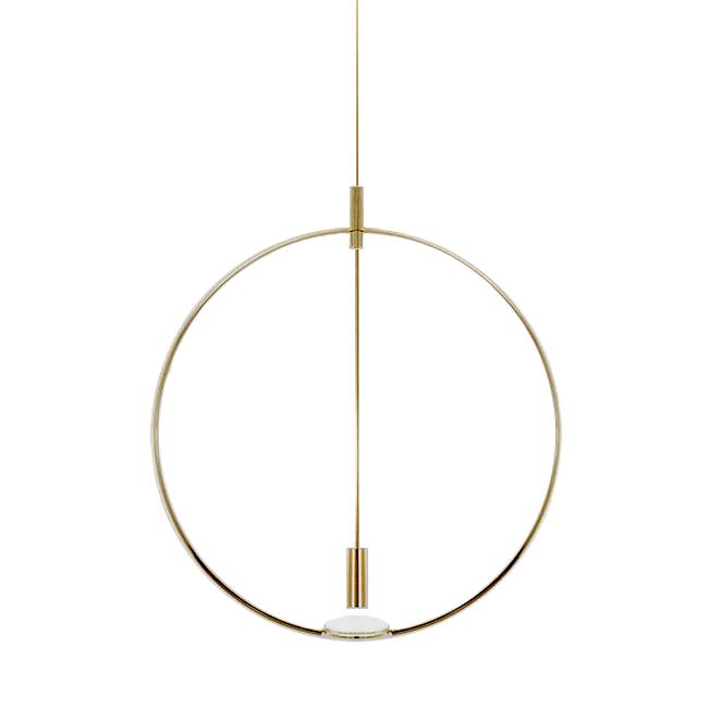 Ring LED Pendant Light Chandelier