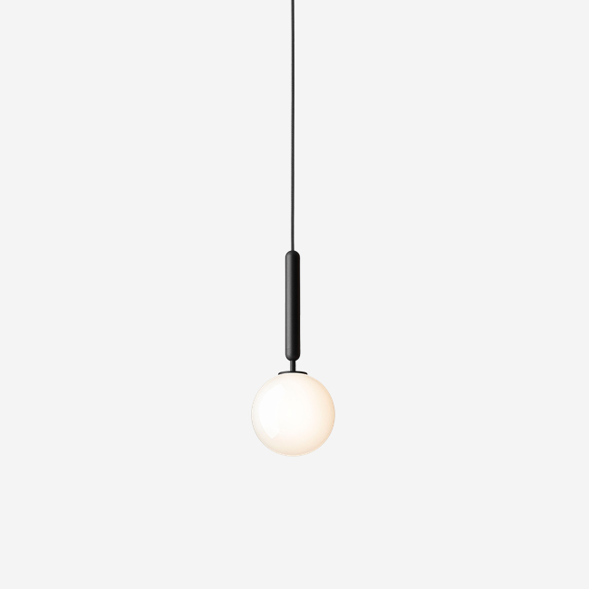 Miira 1 Opal Pendant Light