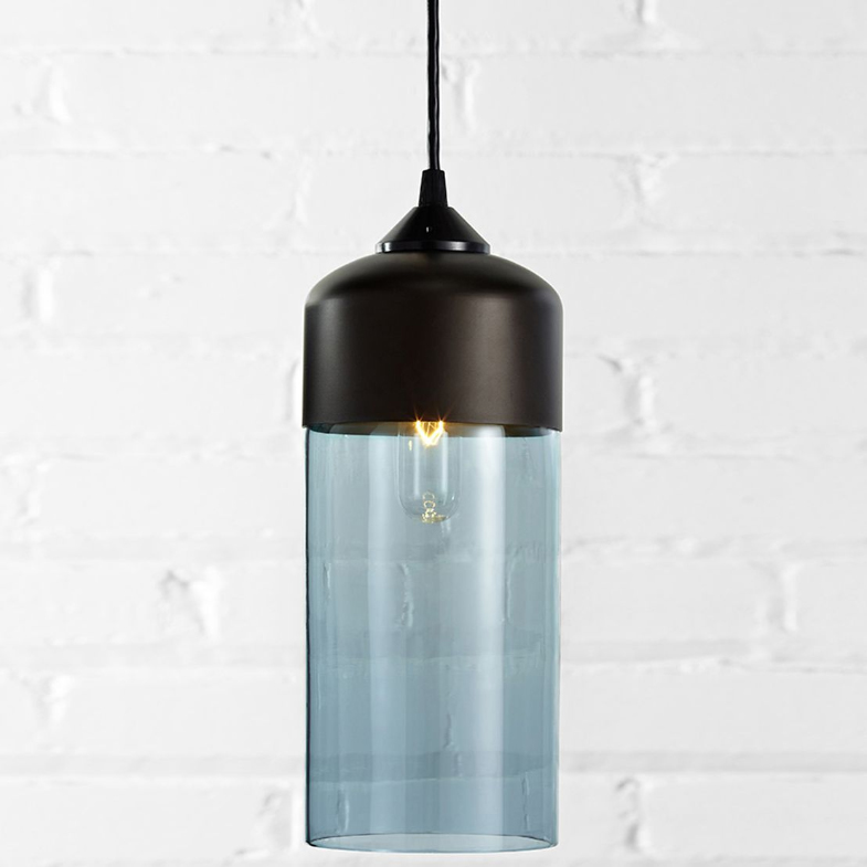 Parallel Cylinder Pendant Light