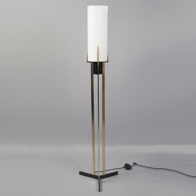 France 1950's Floor Lamp