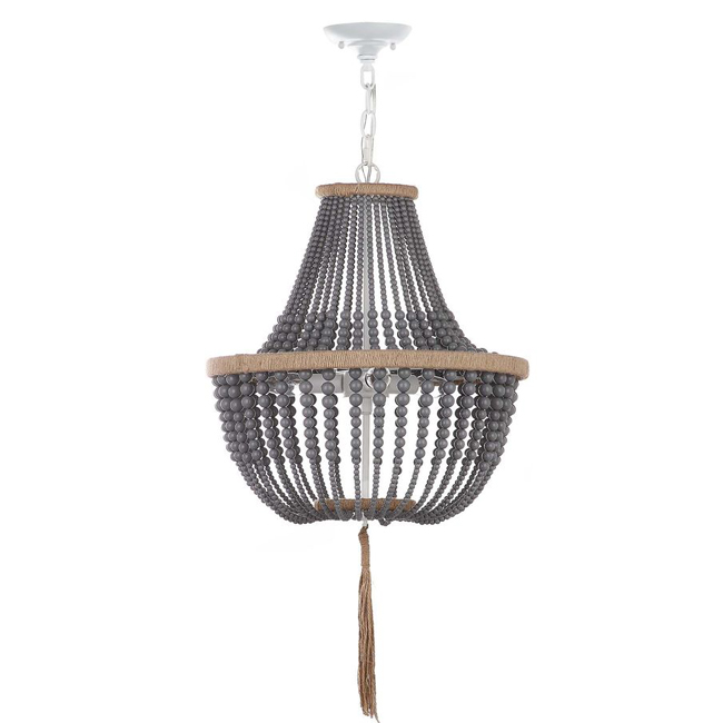 Najera 3 Light Geometric Pendant