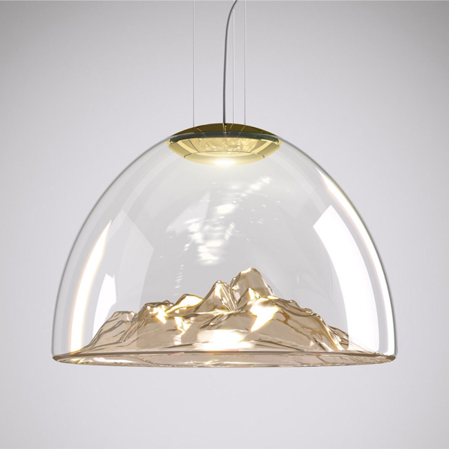 Axolight Mountain Pendant Lighting