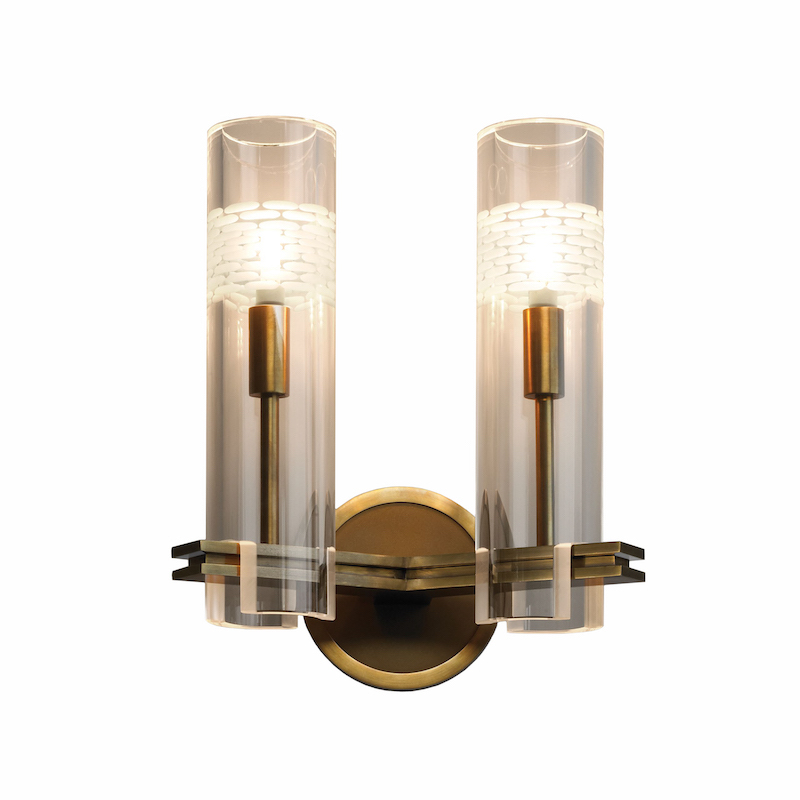 CHAMONT DOUBLE SCONCE
