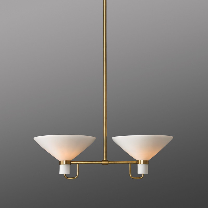 LAURISTON 2-LIGHT UP-PENDANT
