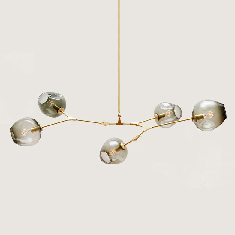 premium selection aa168 af558 Carmen Bubble Contemporary Ceiling Pendant Light