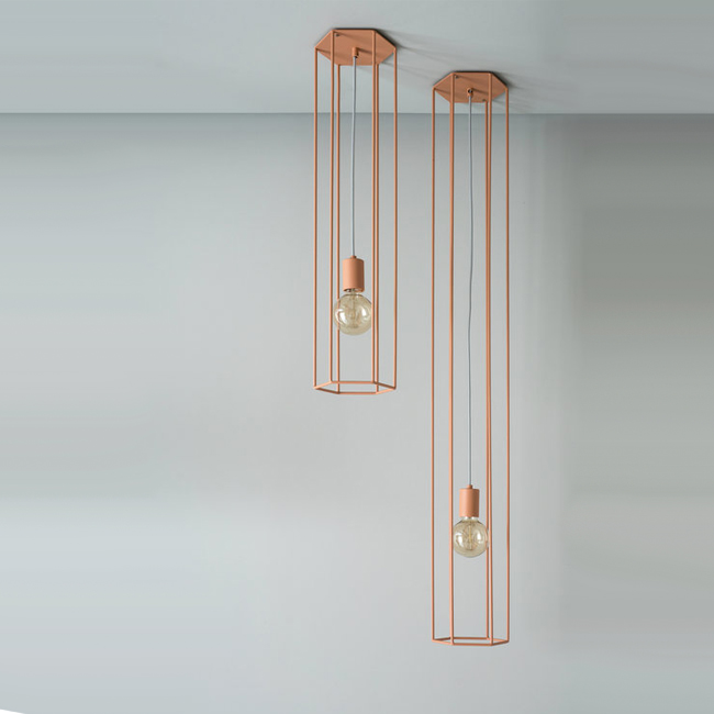 LINES Decorative Ceiling Lamp