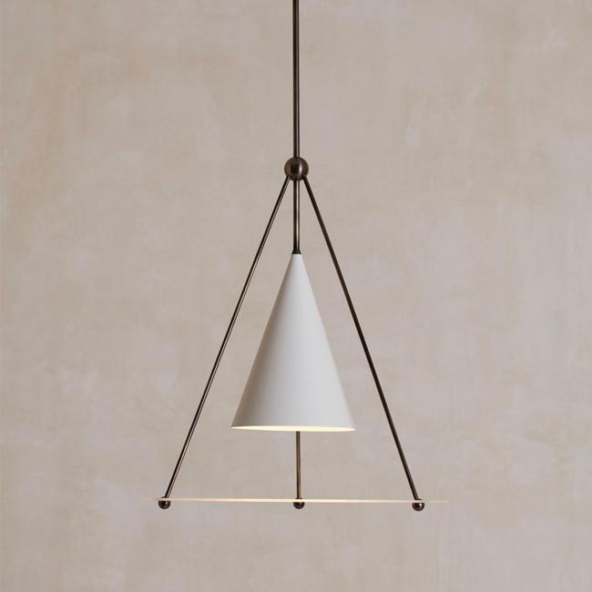 Tri Cone Pendant Lighting
