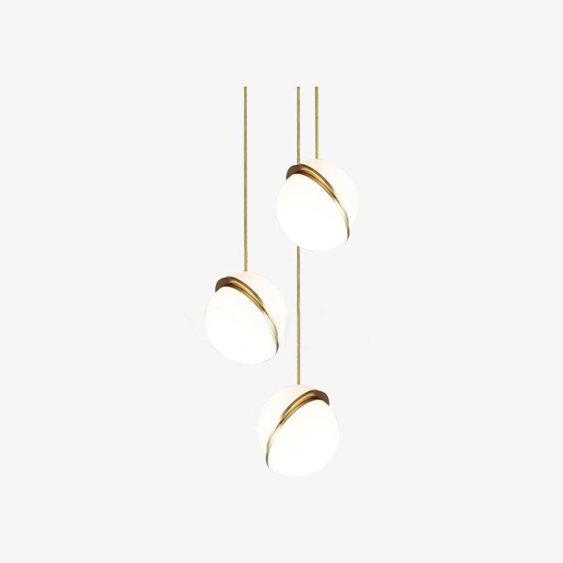 Crescent Pendant Lamp
